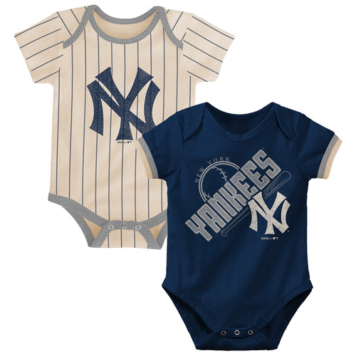 Yankees Retro Team Bodysuits