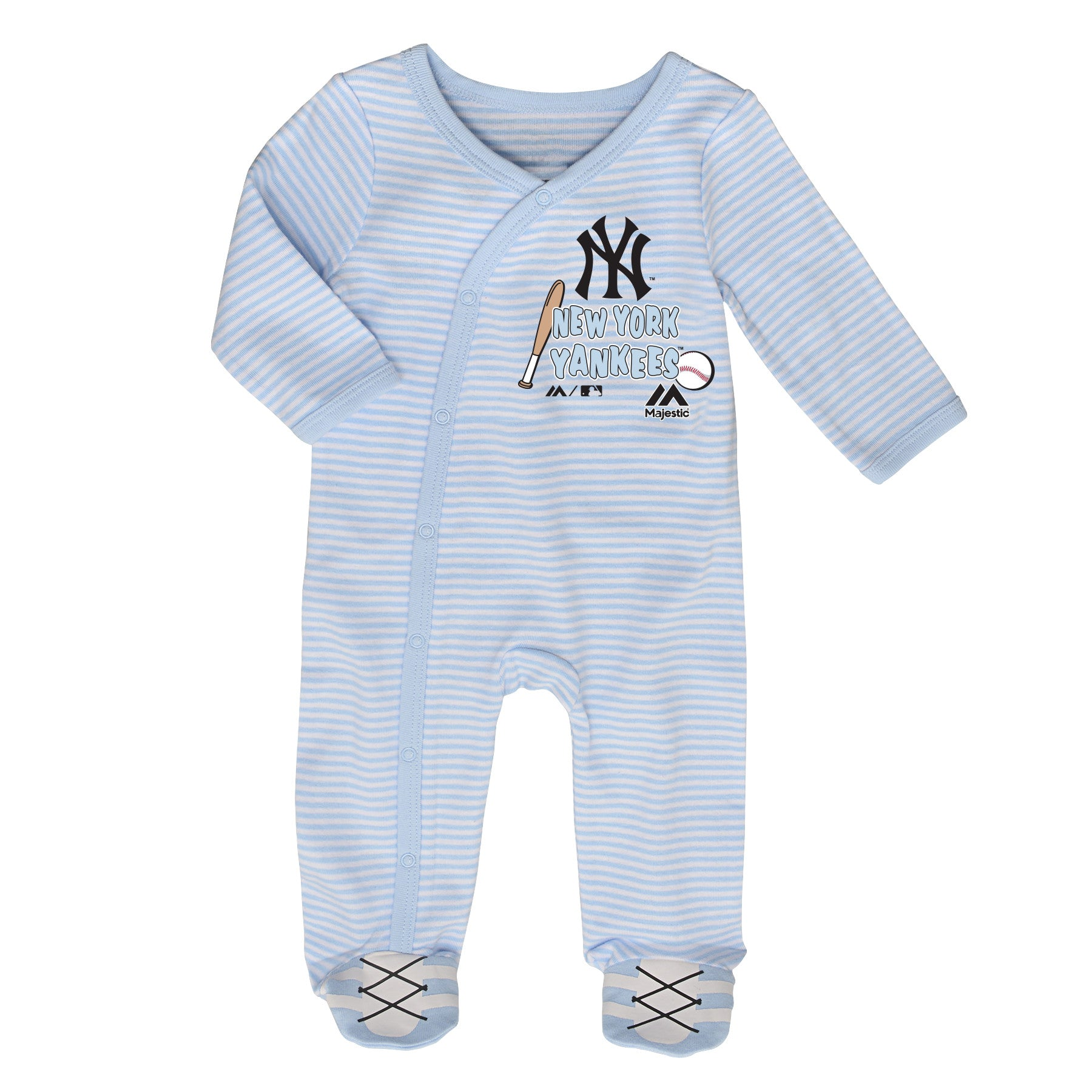 Yankees Classic Infant Gameday Coveralls – babyfans
