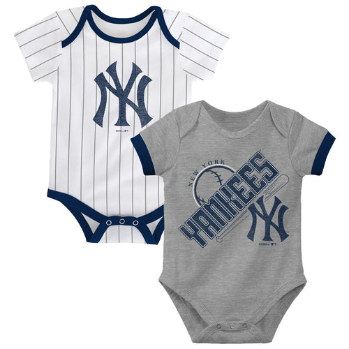 Yankees Classic Team Bodysuits