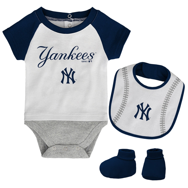New York Yankees Newborn Outfit