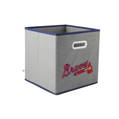 Atlanta Braves MLB Storage Cube