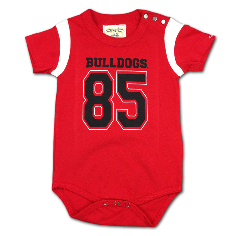 Bulldog Baby Team Bodysuit