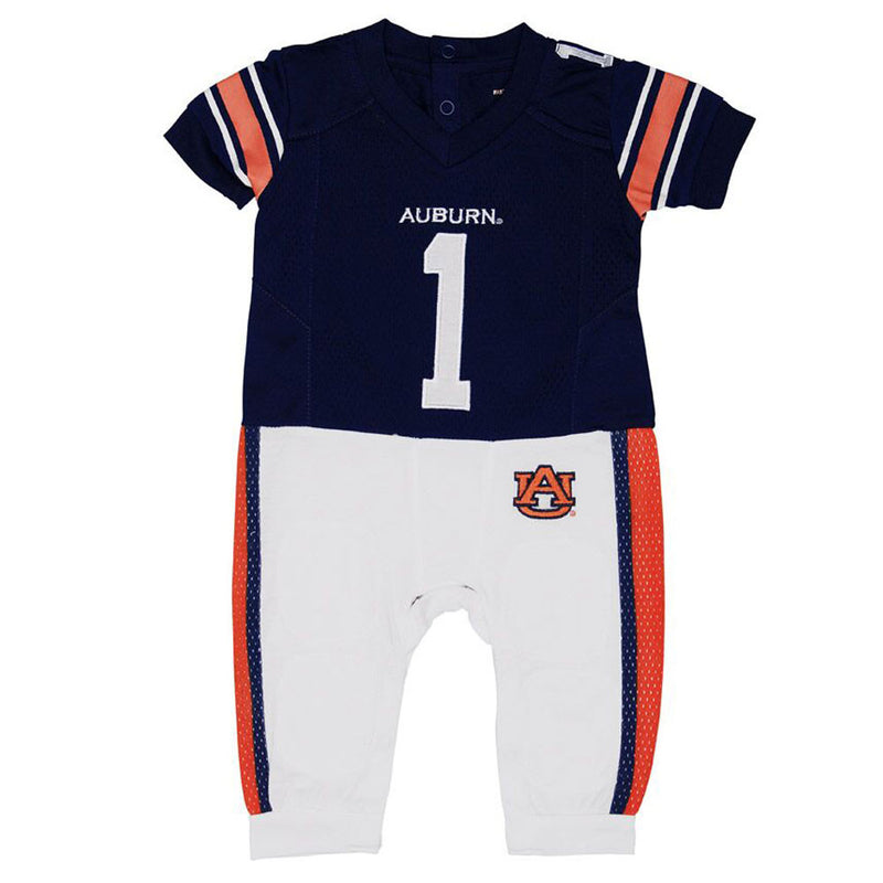 Auburn Infant Uniform Pajamas