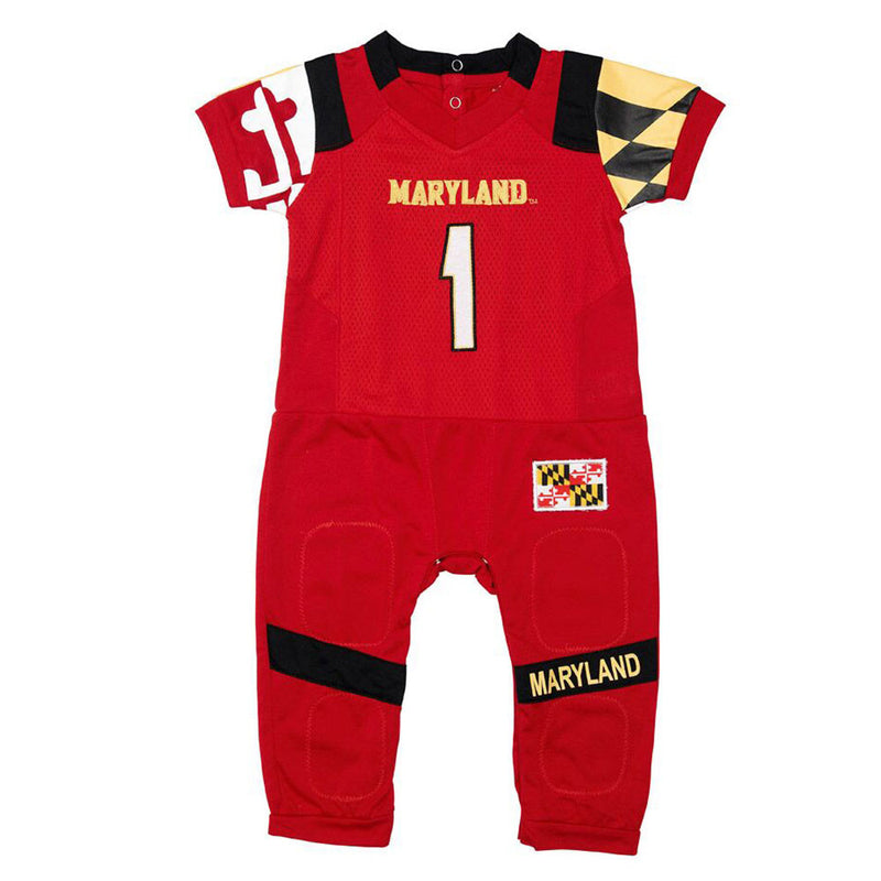 Maryland Infant Uniform Pajamas