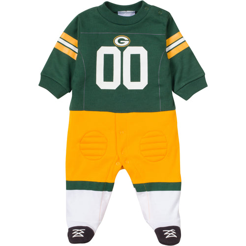 Official Green Bay Packers Uniform Sleeper