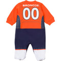 Broncos Football Uniform Coverall (12-18M)