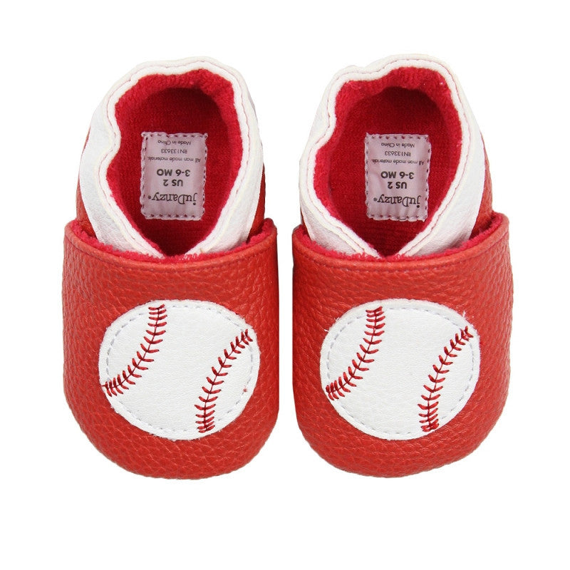 My First Baseball Shoes