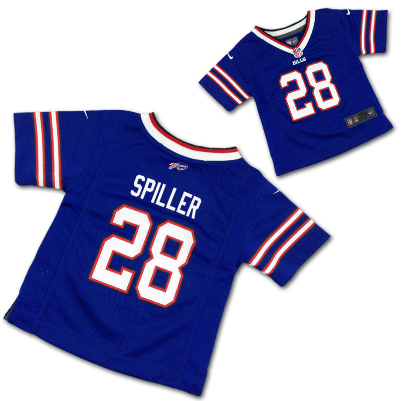 CJ Spiller Bills Kids Jersey