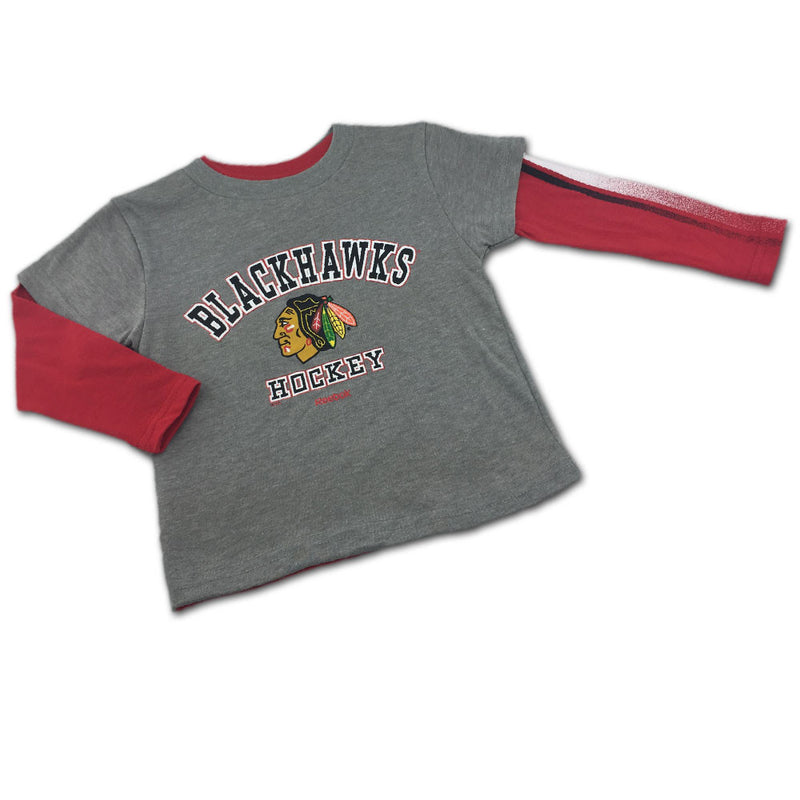 Blackhawks Fan Toddler Tees Combo Pack