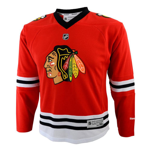 Blackhawks Baby Replica Jersey