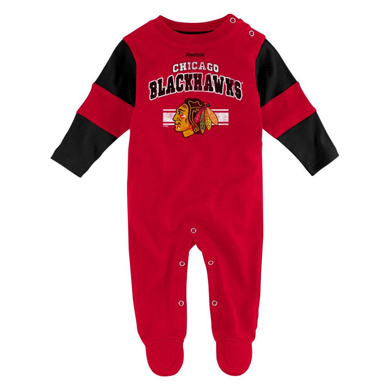 Blackhawks Hockey Vintage Style Coverall
