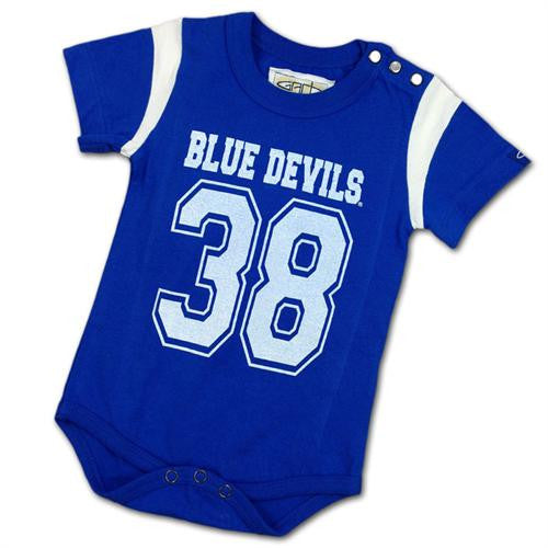 Blue Devils Baby Team Bodysuit