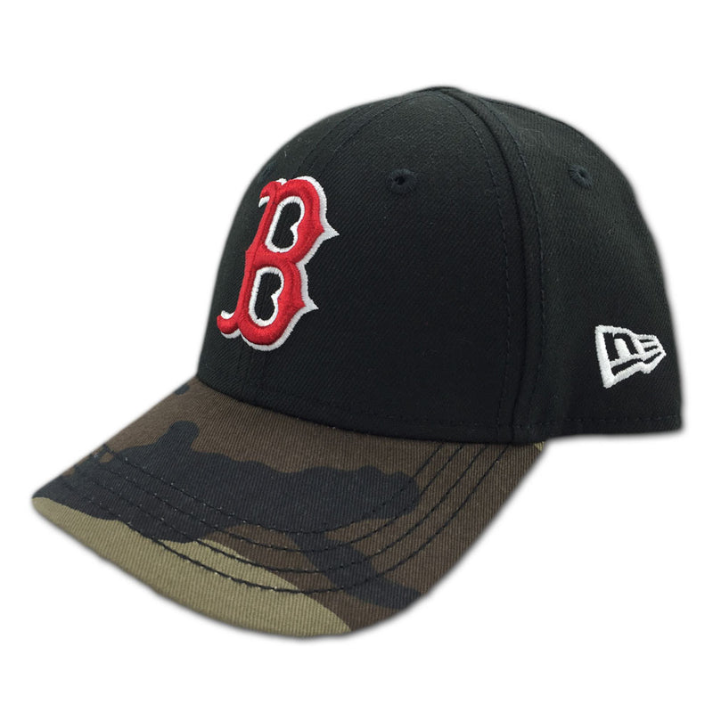 Red Sox Ball Cap with Camo