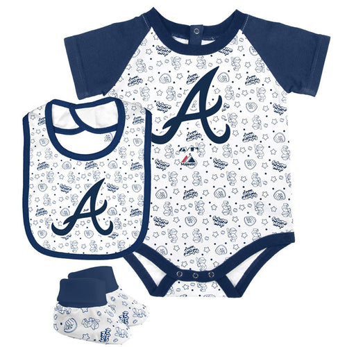 Braves Future MVP Bodysuit Set
