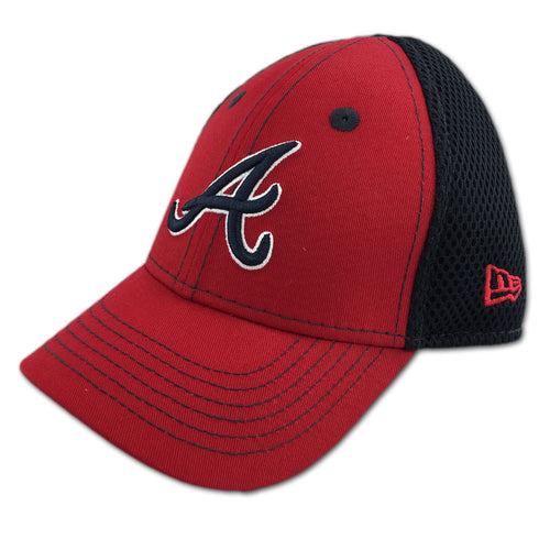 Braves Team Colors Ball Cap