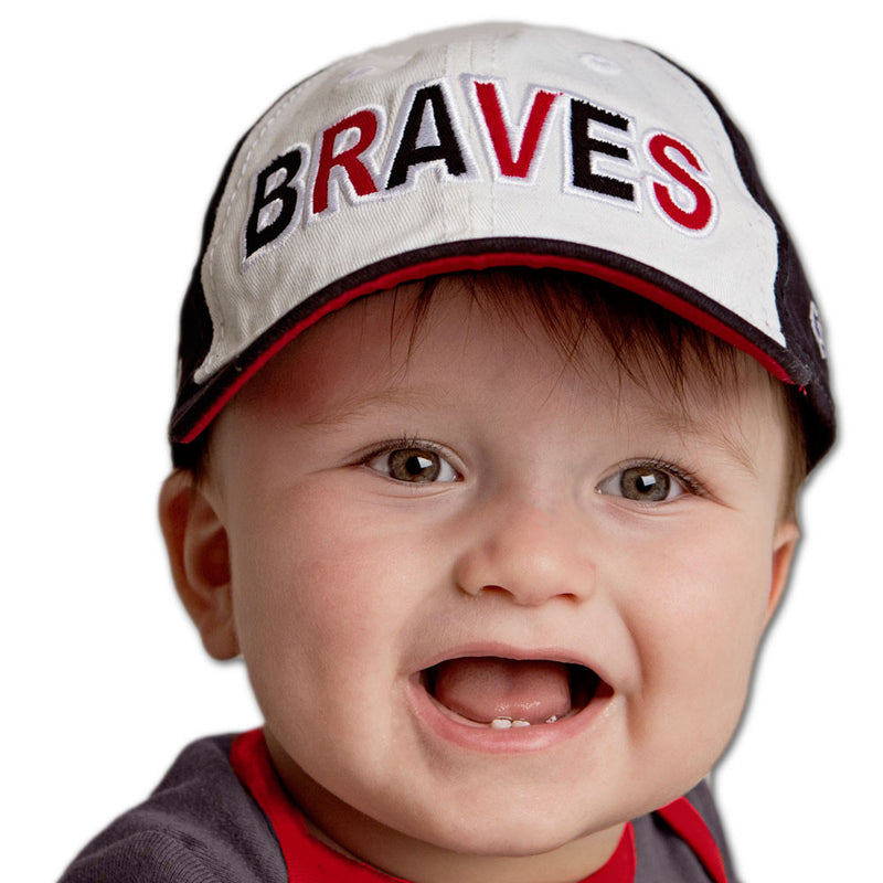 Braves Infant Baseball Cap