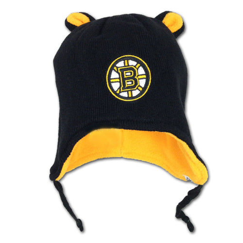 Baby Bruins Cozy Winter Hat