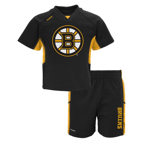 Bruins Winning Goal Shorts Set