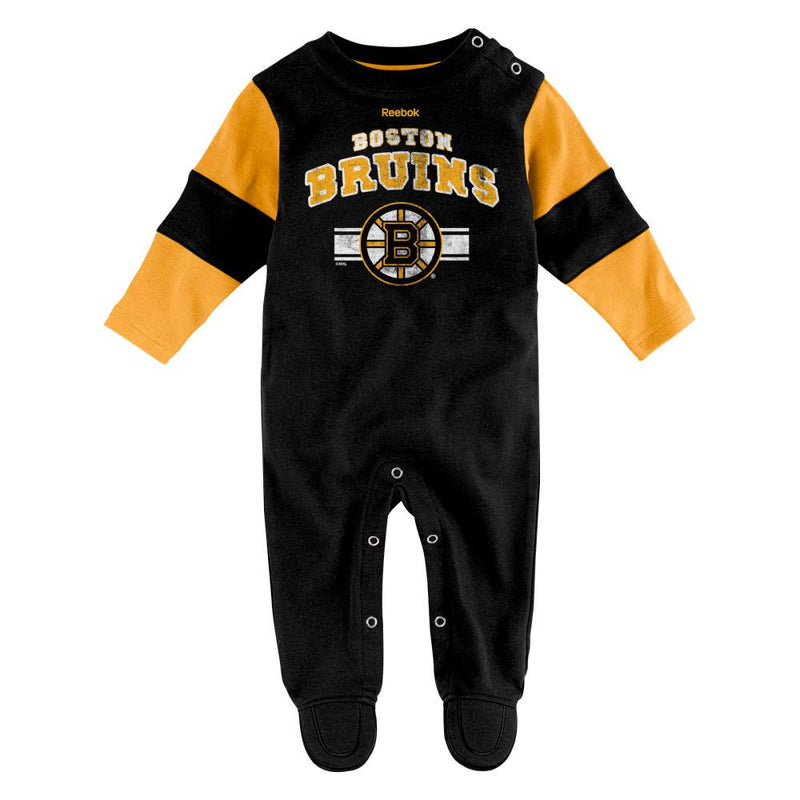 Bruins Hockey Vintage Style Coverall