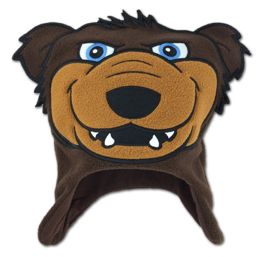 Blades the Bruin Mascot Infant Hat