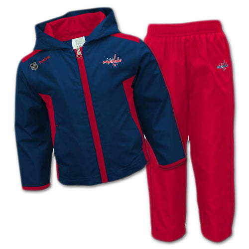 Capitals Fan Jacket & Pants Set