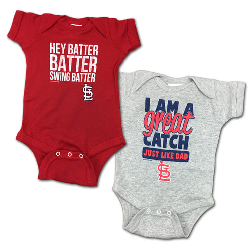 Mlb baby clothing st louis cardinals babyfans babyfans gift idea negle Image collections