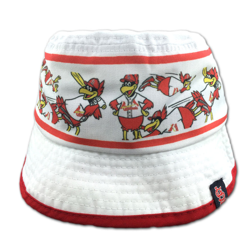 Cardinals Mascot Bucket Hat