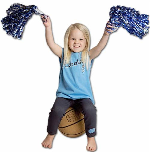 Tar Heels Girl Tunic & Leggings