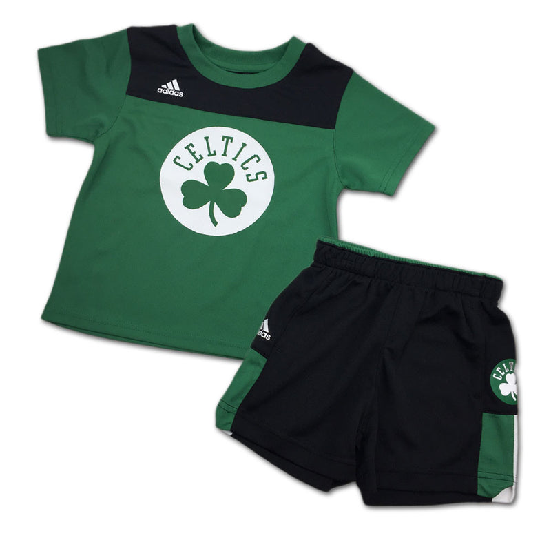 Celtics Toddler Ultimate Short Sleeve Tee and Shorts