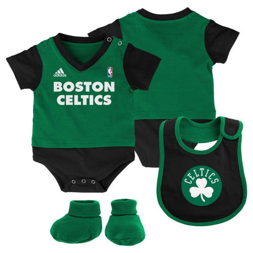 Celtics Baby Jersey Outfit
