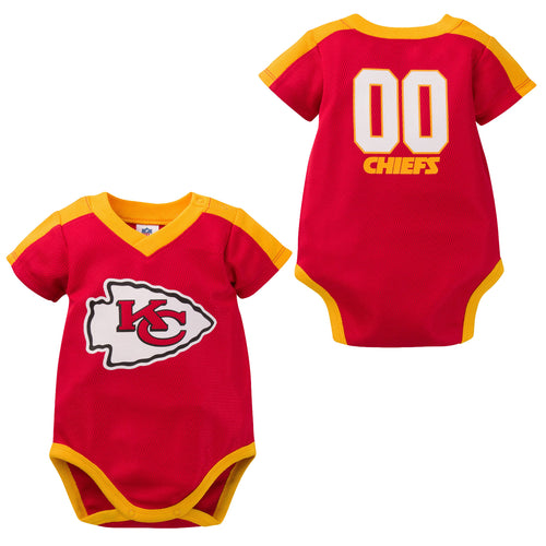 042c5217 NFL Infant Clothing – Kansas City Chiefs Baby Apparel – babyfans
