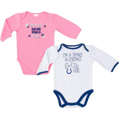 498c8d09 NFL Infant Clothing – Indianapolis Colts Baby Apparel – babyfans