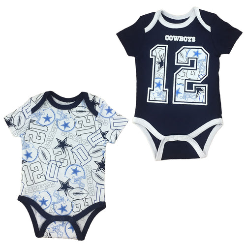 Cowboys Dynamic Bodysuit Duo