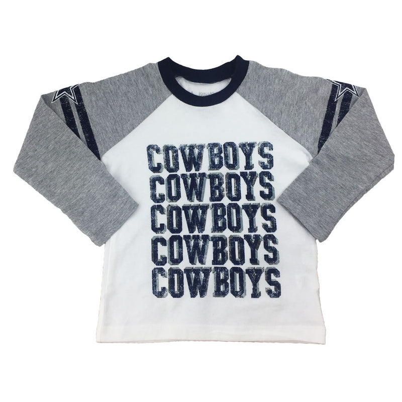 Cowboys Spirit LS Tee