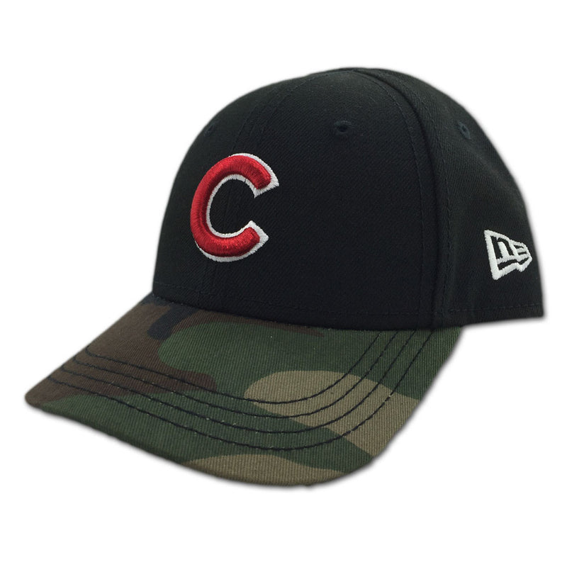 Cubs Ball Cap with Camo
