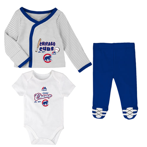 Cubs Future Champ 3 Piece Set