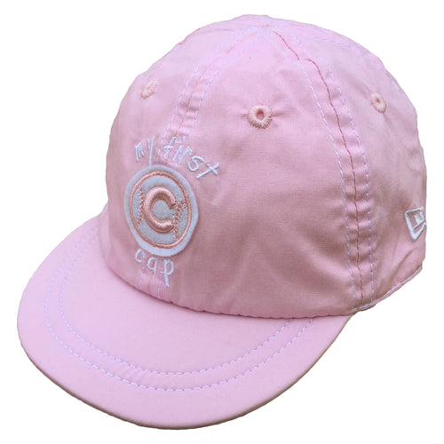 Pink My First Cubs Cap