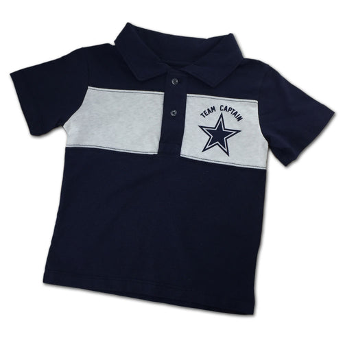 Dallas Cowboys Team Captain Polo