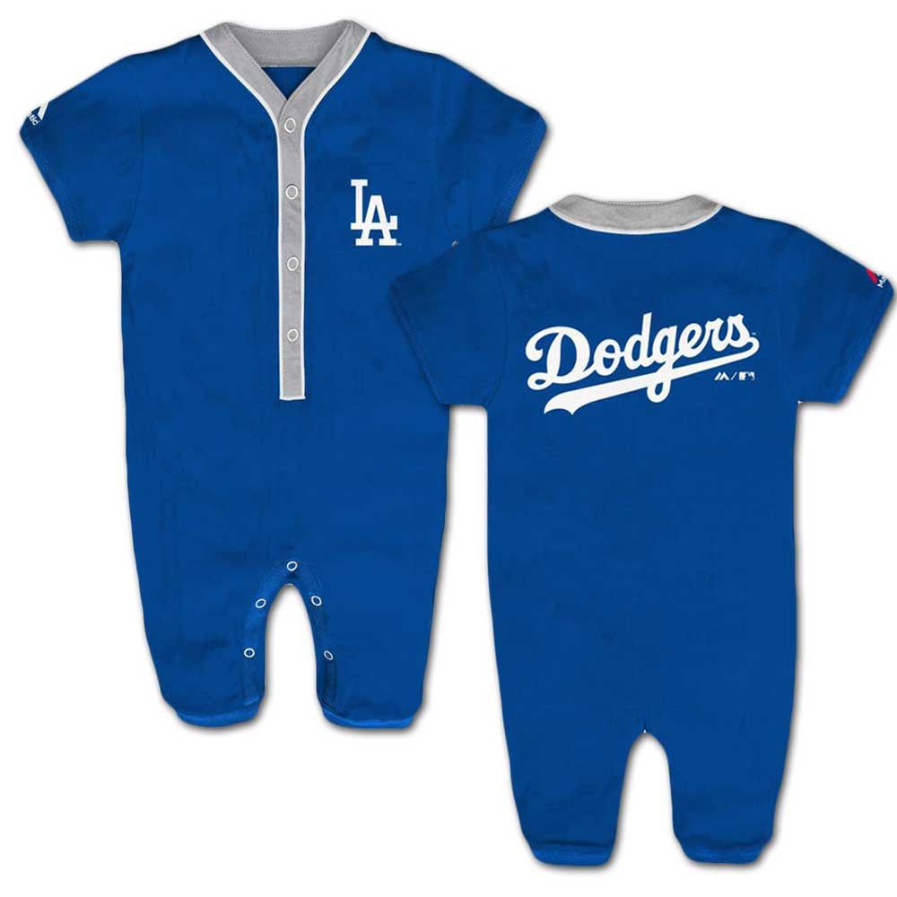 44187e72d Dodgers Fan Team Player Coverall – babyfans