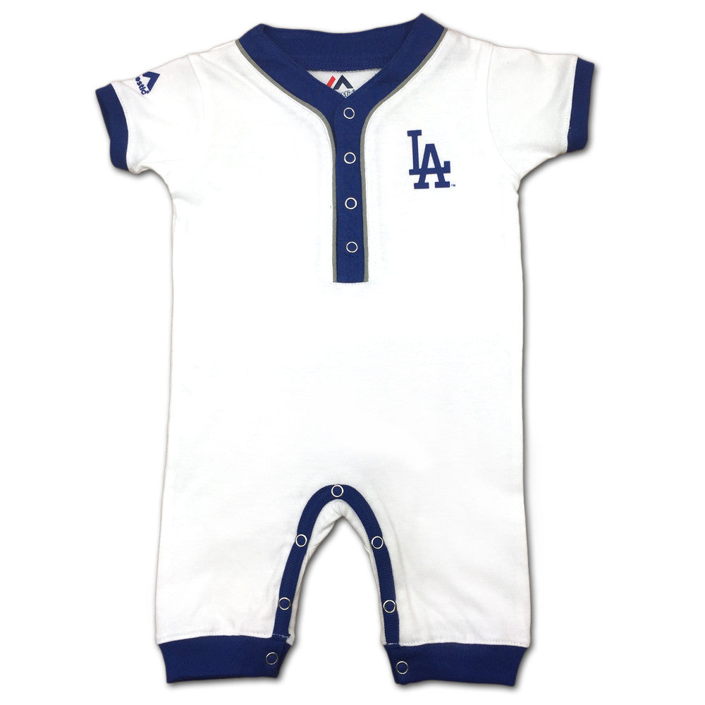 23796aea6 LA Dodgers Team Coverall – babyfans