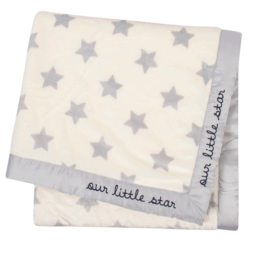 "Gerber ""Our Little Star"" Blanket"