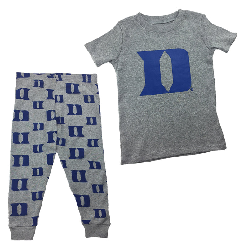 Duke Short Sleeve Tee and Pajama Pant Set