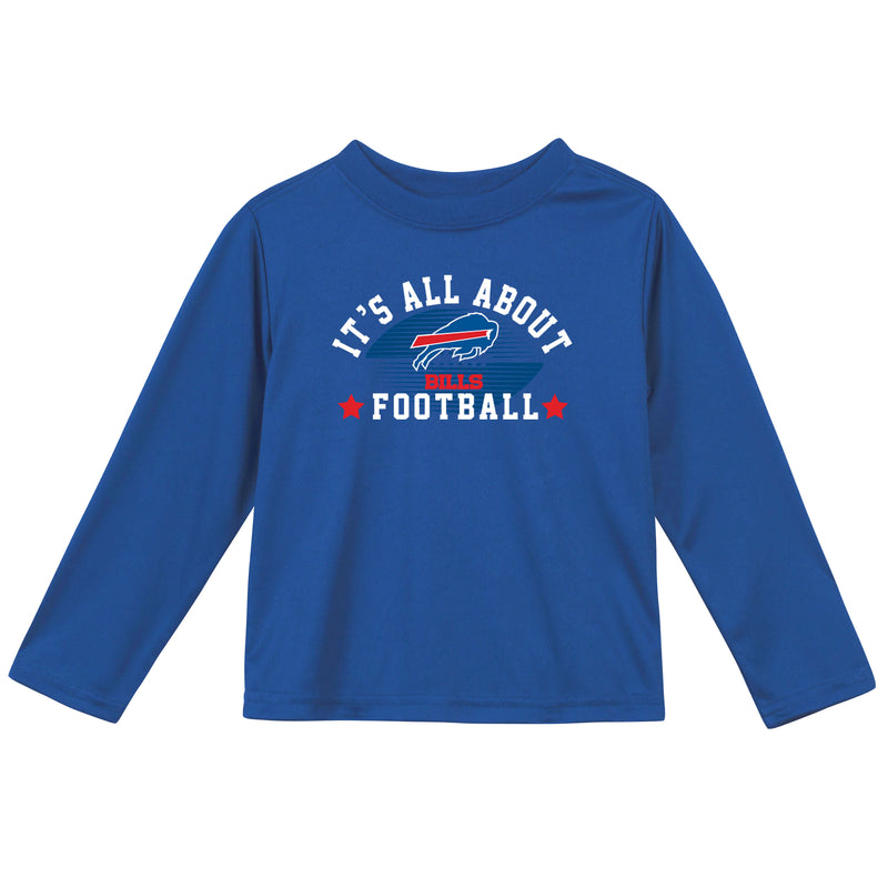 Buffalo Bills Long Sleeve Tee
