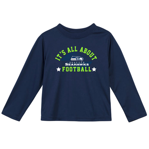 Seattle Seahawks Long Sleeve Tee