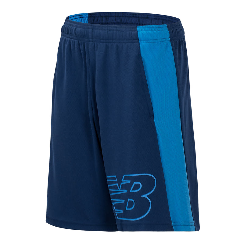 New Balance Boys Lapis Blue Performance Short