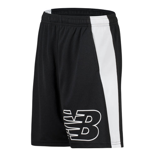 New Balance Boys Black Performance Short