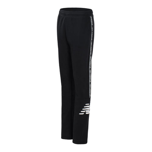 New Balance Boys Black Terry Track Pant