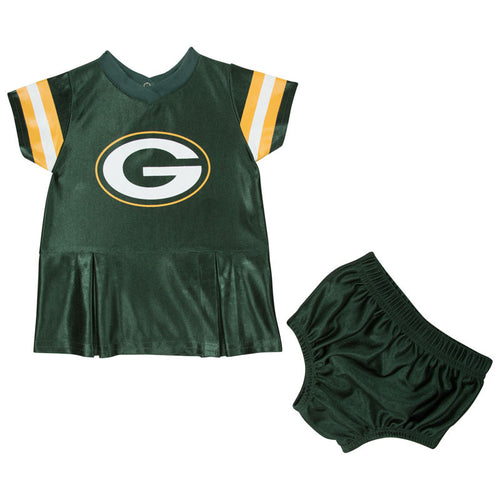 Packers Baby Dazzle Dress
