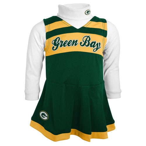 Green Bay Packers Cheerleader Dress