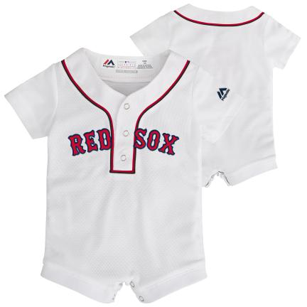 Red Sox Jersey Coverall